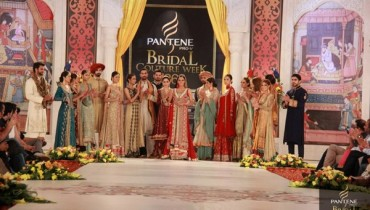 Asifa And Nabeel Collection At Pantene Bridal Couture Week 2012 001