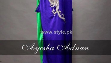 Ayesha Adnan Winter Collection 2012-13 for Women