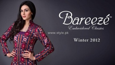 Bareeze Winter Collection 2012-13 for Women