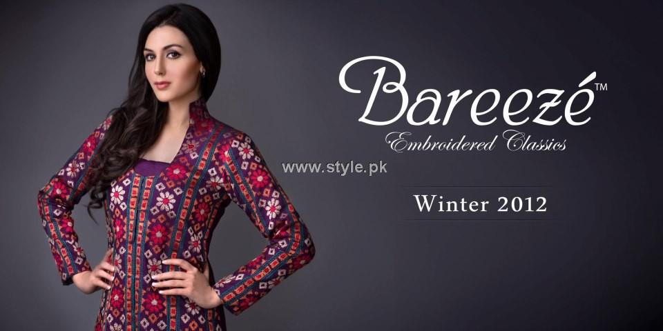 Bareeze Winter Collection 2012 13 for Women 005 pakistani dresses fashion brands
