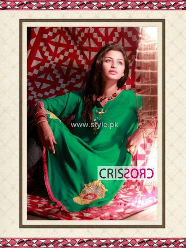 Crisscross Casual Wear Collection 2012 for Girls