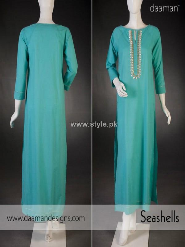 Daaman Winter 2012 Dresses New Arrivals for Women