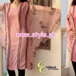 Engrave Latest Casual Wear Dresses 2012 For Winter 001