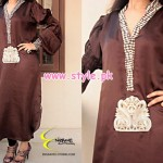 Engrave Latest Winter 2012 Dresses For Women 007
