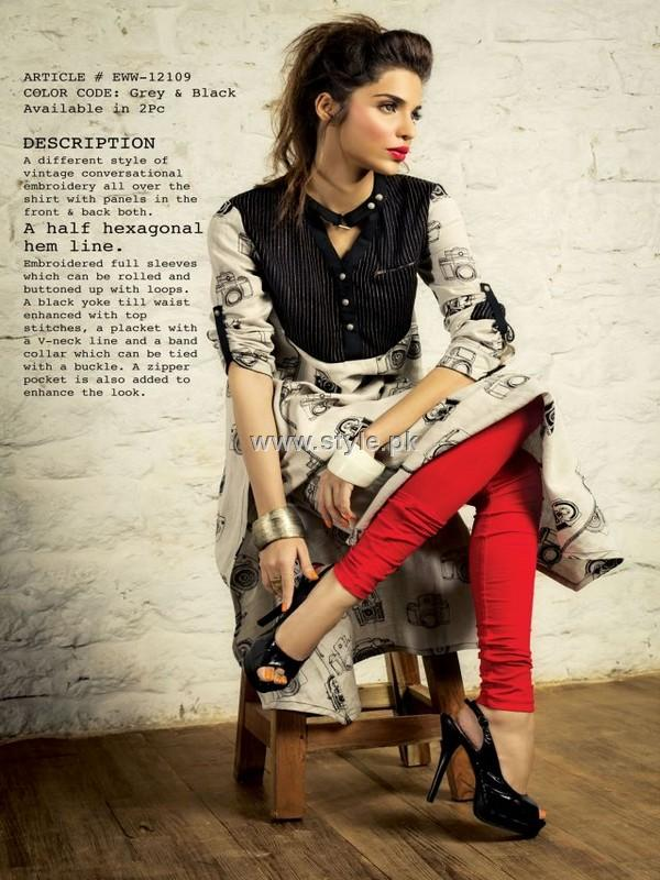 Ethnic by Outfitters Fall Winter Collection 2012-13
