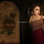 Fahad Hussayn Bridal Wear Collection 2012-13 for Women 003