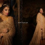 Fahad Hussayn Bridal Wear Collection 2012-13 for Women 004