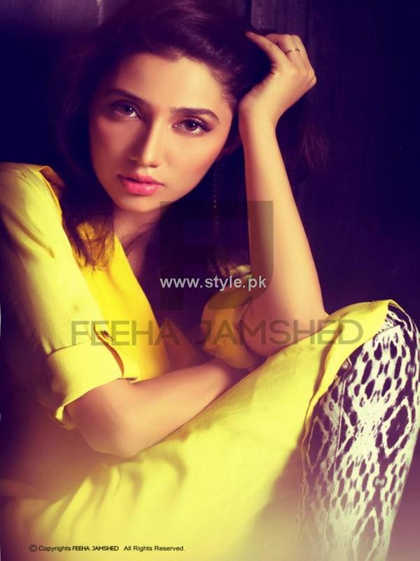 Feeha Jamshed Casual Wear Collection 2012-13