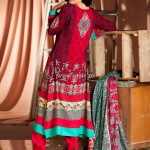 Firdous Linen 2012-13 Volume 2 for Women 001