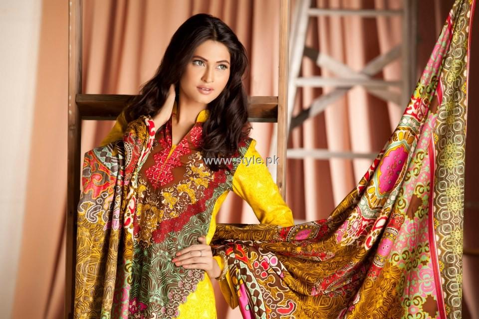 Firdous Linen 2012-13 Volume 2 for Women