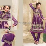 Formal Wear Anarkali Frocks Designs for Women