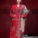 Gul Ahmed Winter Collection 2012-13 for Women 010