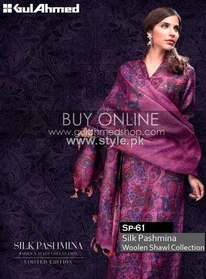 Gul Ahmed Winter Collection 2012 13 for Women 011 pakistani dresses fashion brands