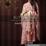 Gul Ahmed Winter Collection 2012-13 for Women 012