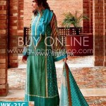 Gul Ahmed Winter Collection 2012-13 for Women 014