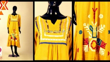 Jalebi Casual Wear Dresses 2012 for Girls and Women
