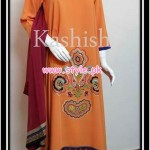 Kashish Latest Winter 2012 Collection For Women 009