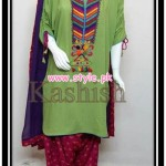 Kashish Latest Winter 2012 Collection For Women 010