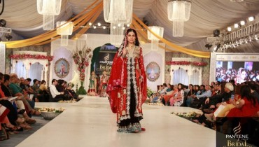 Kosain Bridal Collection At Pantene Bridal Couture Week 2012 001