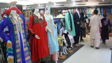 Ladies Fashion Dresses At Sanaulla The Big Store 002