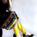 Lajna Winter Dresses 2012-2013 For Women 005