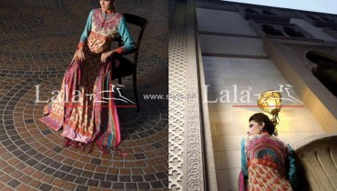 Lala Pashmina Winter Collection 2012-13 for Women