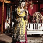 Latest Bridal Mehndi Dresses 2012 2013 0011 150x150 fashion trends designer dresses bridal dresses