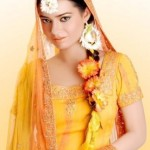 Latest Bridal Mehndi Dresses 2012 2013 004 150x150 fashion trends designer dresses bridal dresses