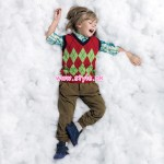 Latest Outfitters Junior Winter Dresses 2012-13 008
