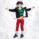 Latest Outfitters Junior Winter Dresses 2012-13 010