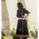Latest Stitched Casual Dresses 2012 For Winter 001