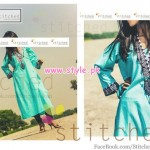 Latest Stitched Casual Dresses 2012 For Winter 003