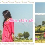 Latest Stitched Casual Dresses 2012 For Winter 004