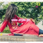Latest Stitched Winter Collection For Women 2012 009