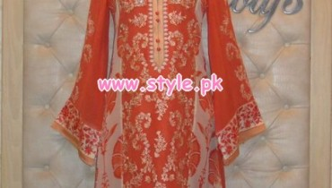 Latest Threads And Motifs Winter Dresses For Women 2012-13 008