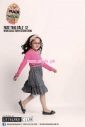 Leisure Club Latest Winter Casual Dresses 2012 006