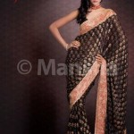 Mansha Saree Collection 2012-2013 For Women 002