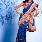 Mansha Saree Collection 2012-2013 For Women 004