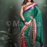 Mansha Saree Collection 2012-2013 For Women 005