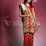 Mansha Saree Collection 2012-2013 For Women 006