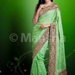 Mansha Saree Collection 2012-2013 For Women 009