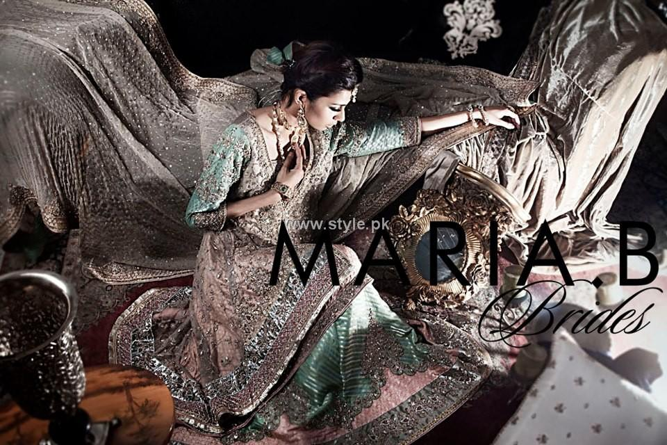Maria. B Bridal Wear Collection 2012 for Women