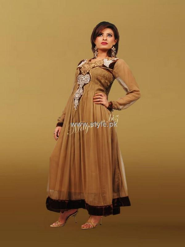 Maysoon Winter Formal Wear 2012 for Women