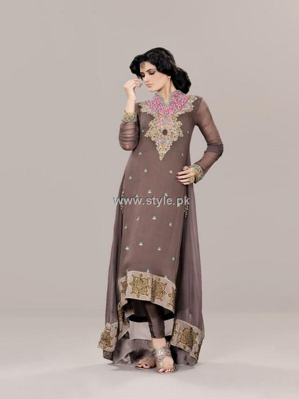 Mehdi Party Wear Dresses 2012 for Women