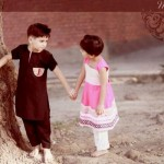 Mosaic By Sundus Nawaz Winter Collection 2012 For Kids