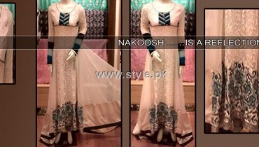 Nakoosh Casual Wear Dresses 2012 for women