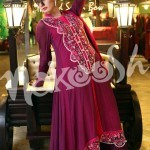 Nakoosh Formal Wear Collection 2012-2013 For Women 002