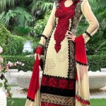 Natasha Couture Winter Shalwar Kameez Collection 2012 001