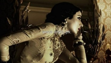 Naushemian Formal Dresses 2012 for Women by Nauman Arfeen