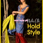 Nida Ali Latest Party Wear Collection For Women 2012 005